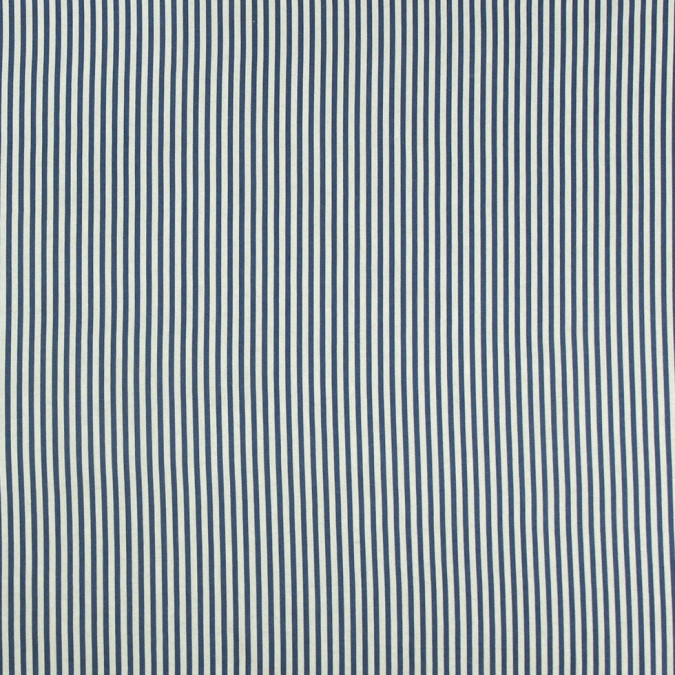 allure blue white candy striped cotton voile 308265 11