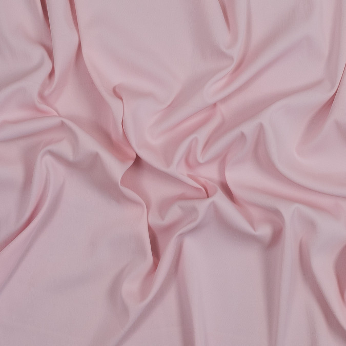 almond blossom pink stretch polyester woven 319065 11