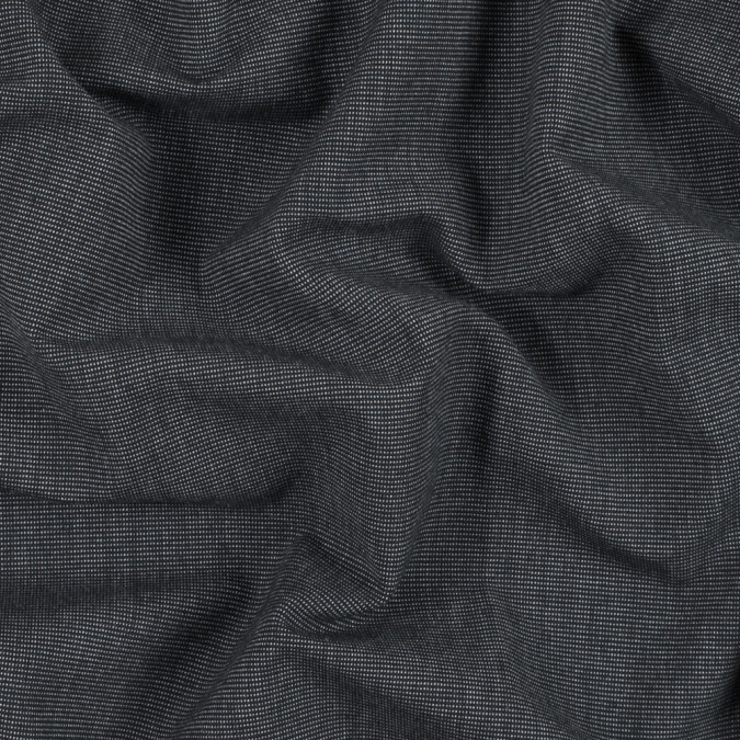 armani black and gray woven wool blend 314296 11