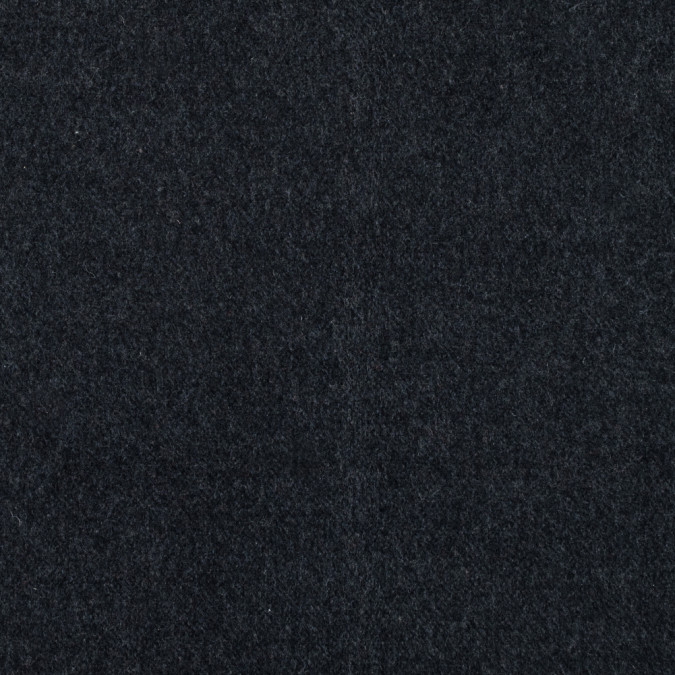 black and charcoal felted wool coating 313980 11