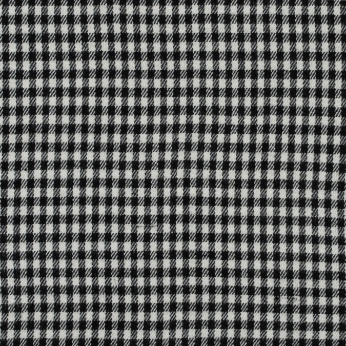 black and whisper white shepherd s check wool blend 315286 11