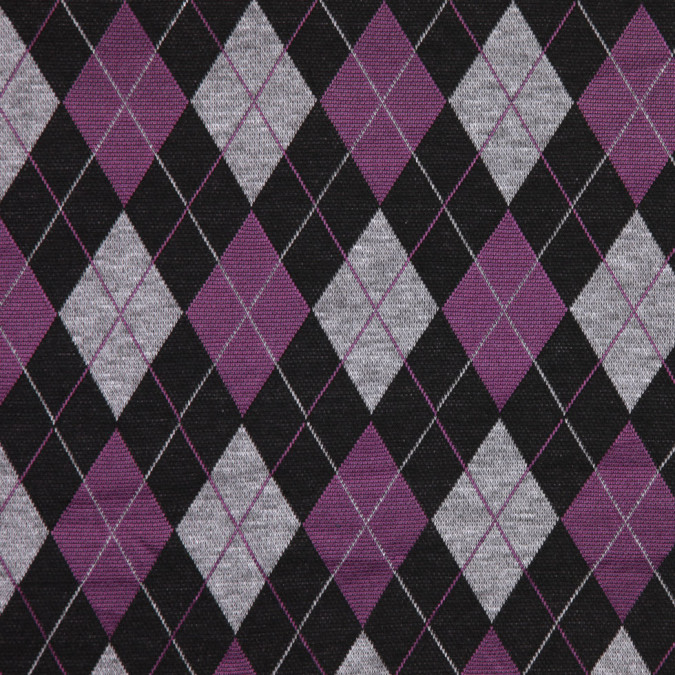 black eggplant gray argyle knits fp26025 11