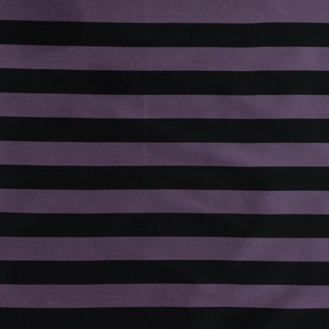 black lavender awning striped polyester taffeta fp18453 11