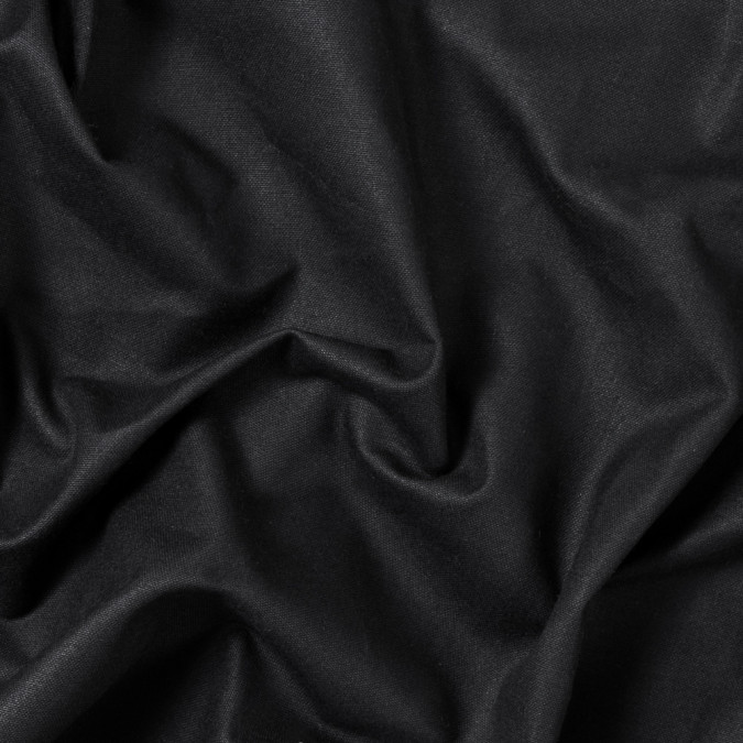 black waxed cotton canvas 314968 11