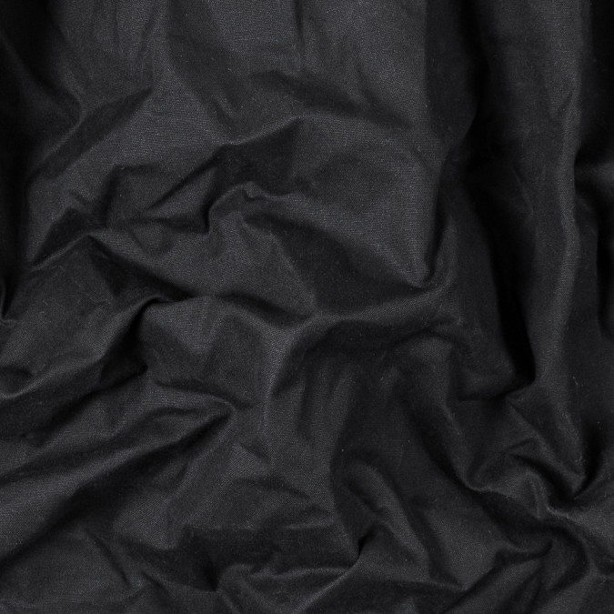 black waxed cotton canvas 314970 11