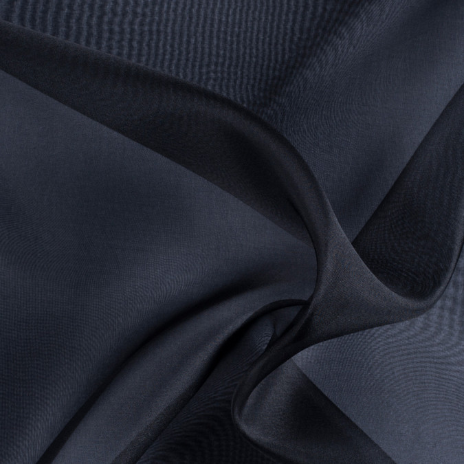 black wide silk organza pv3000w 196 11