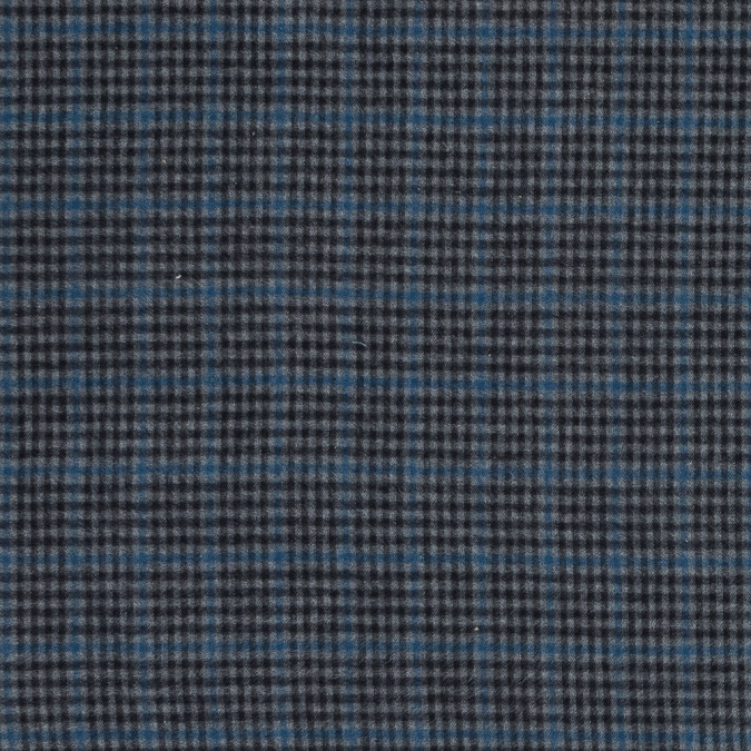 blue and gray plaid japanese cotton flannel 318870 11