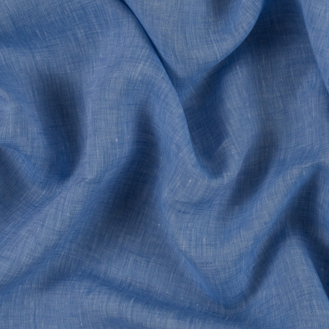 blue solid light weight linen 310986 11