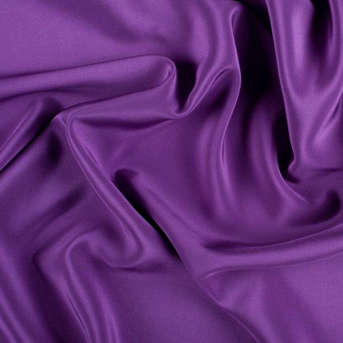 bright purple silk crepe de chine pv1200 155 11
