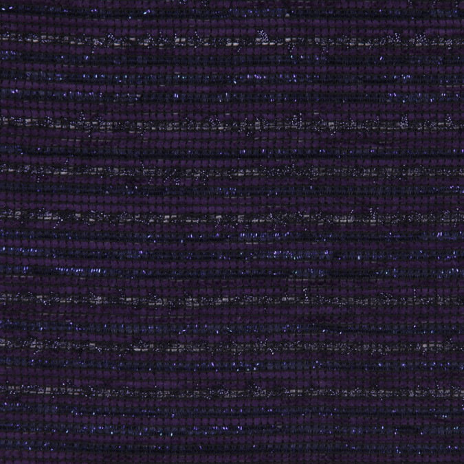 british purple metallic striped wool fw25304 11