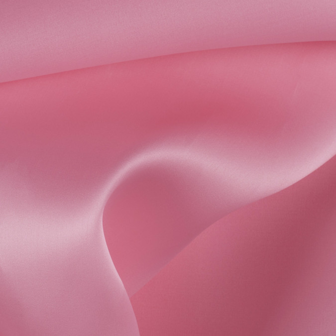candy pink wide silk satin face organza pv4000 114 11
