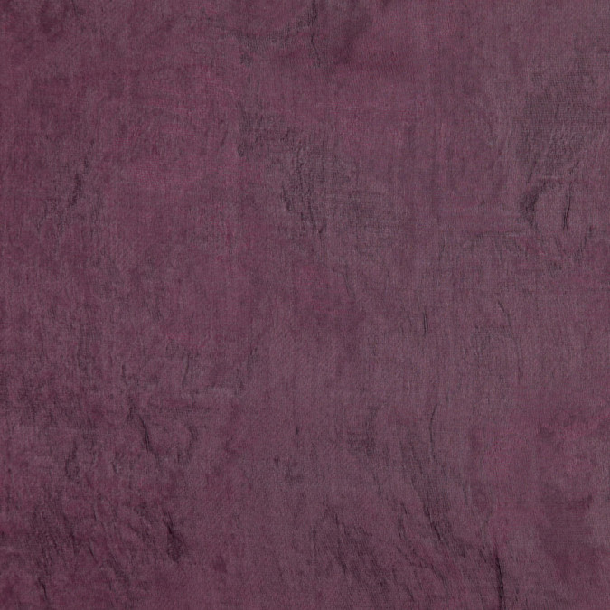 carolina herrera plum textured silk organza fs23402 11