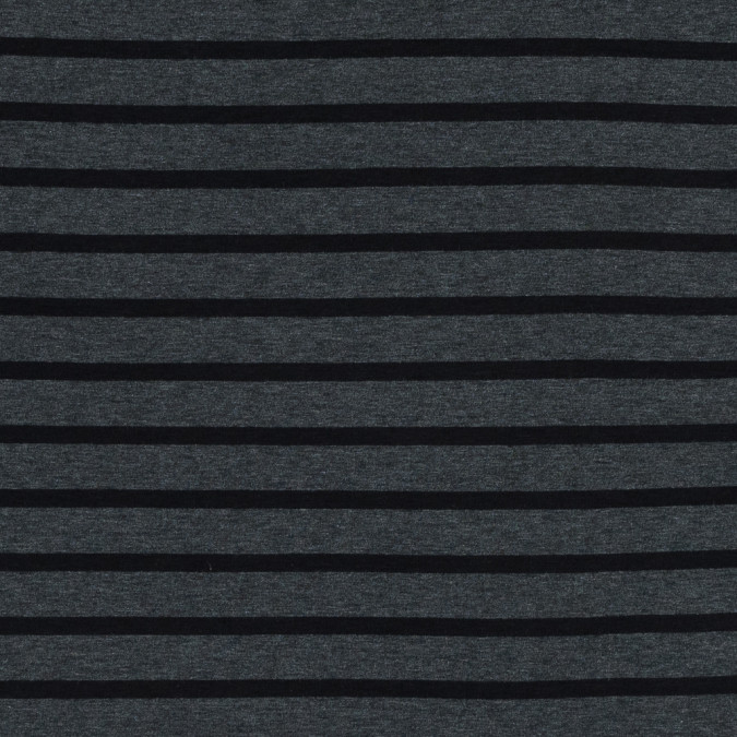 charcoal and black striped bamboo jersey 316127 11