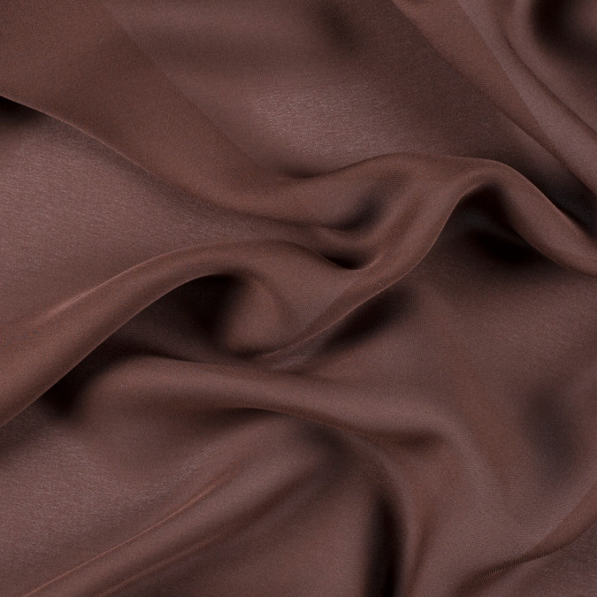 chocolate silk double georgette pv6000 189 11