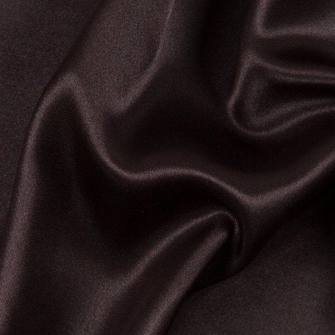 coffee bean polyester charmeuse 303613 11