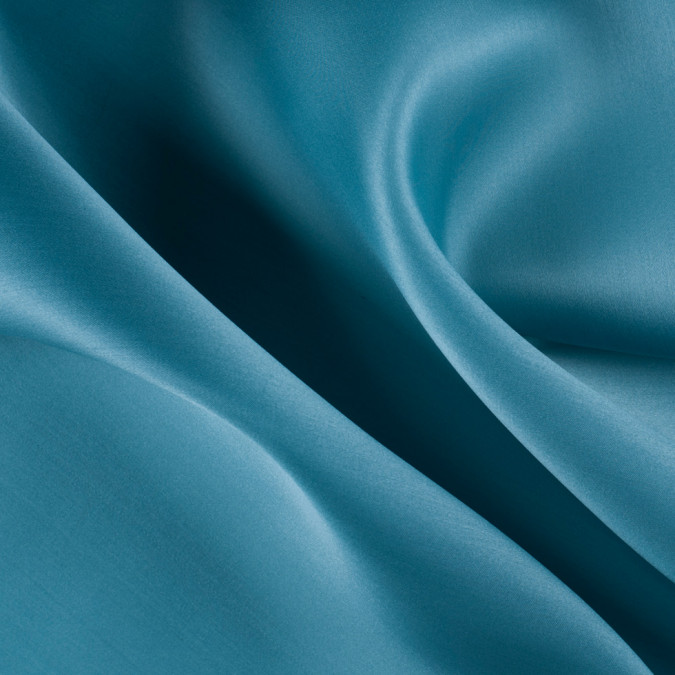 colonial blue wide silk satin face organza pv4000 144 11