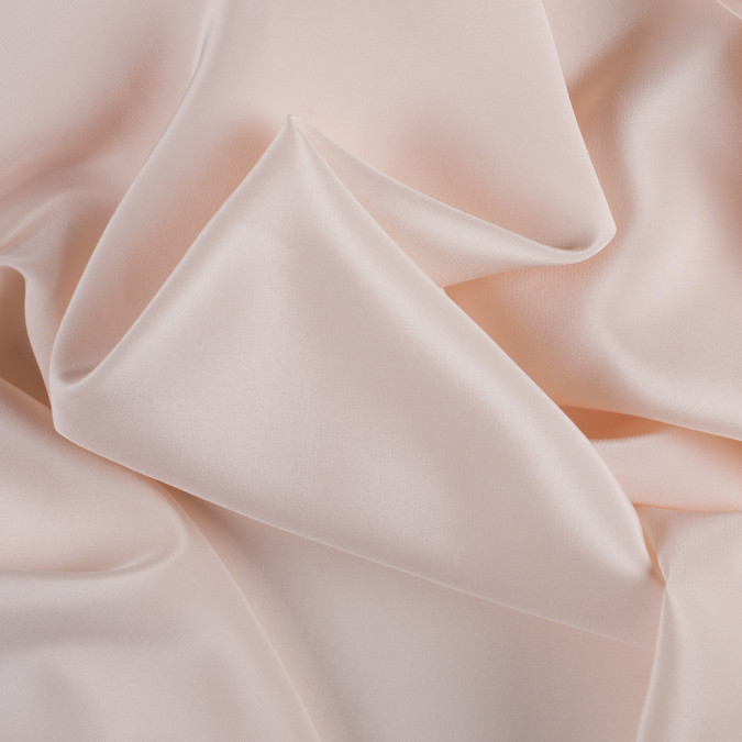 cream pink silk crepe de chine pv1200 111 11