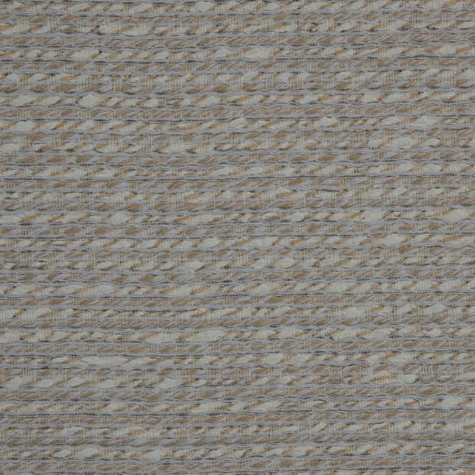 cream white beige novelty blended tweed 310595 11
