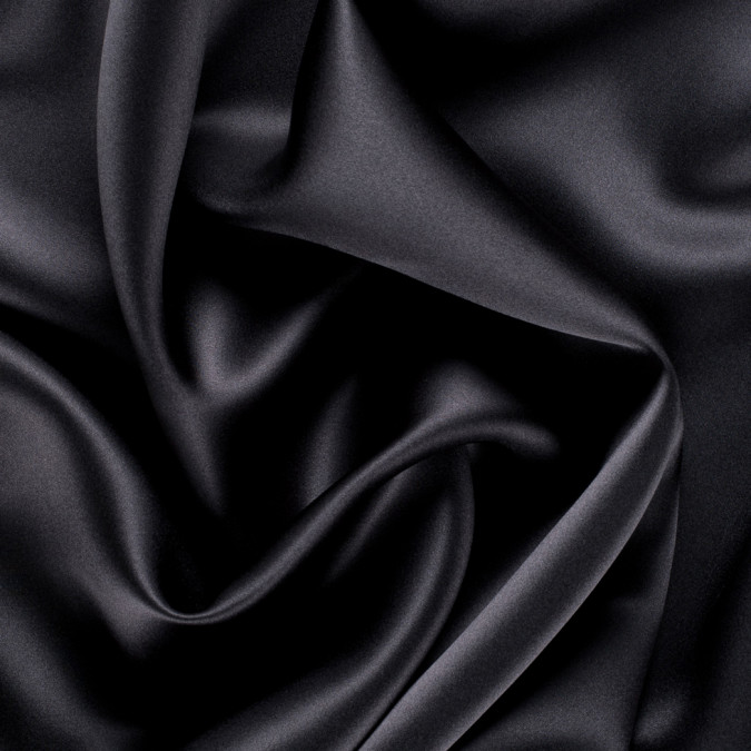 deep charcoal stretch silk charmeuse pv1500 193 11