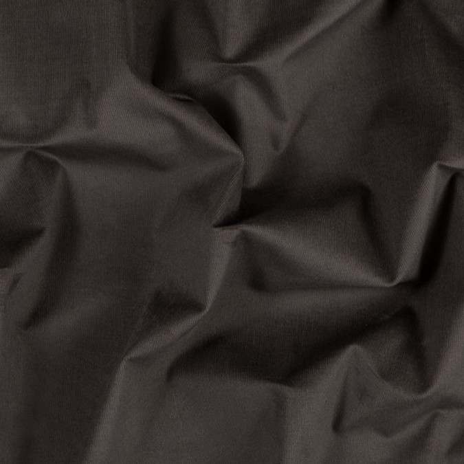 deep taupe stretch cotton corduroy 314218 11