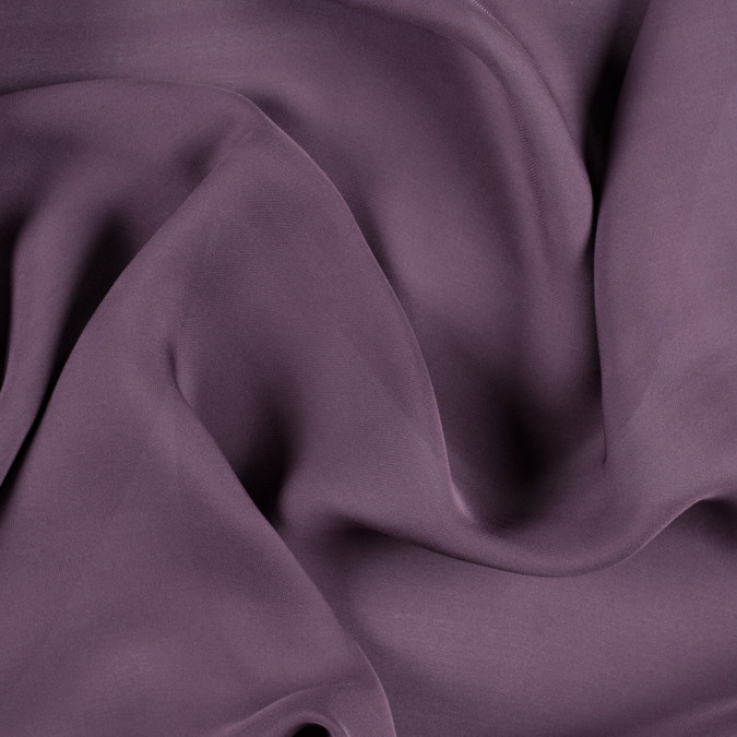 eggplant silk double georgette pv6000 160 11