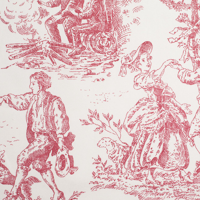 english rose cotton toile 110393 11