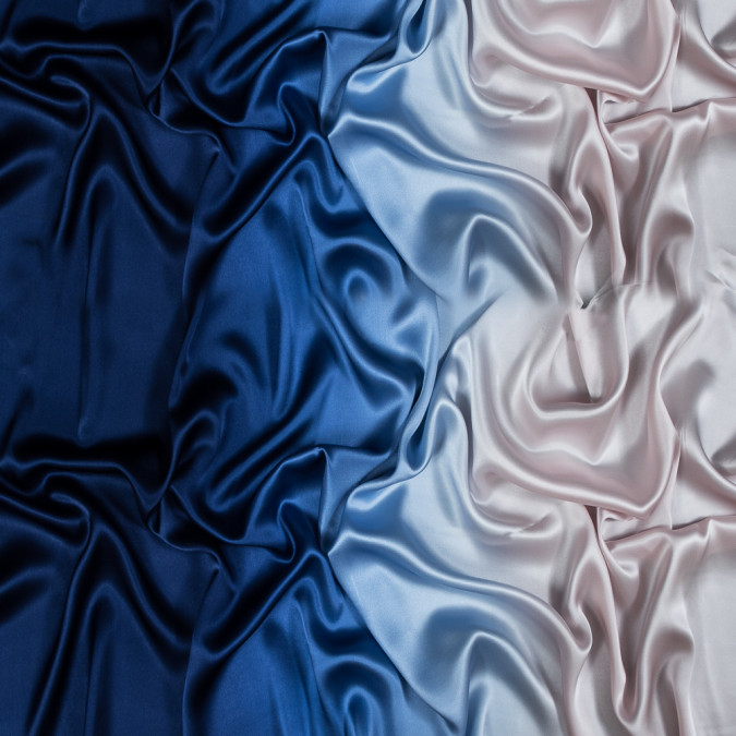 estate blue and cradle pink ombre silk charmeuse 318590 11