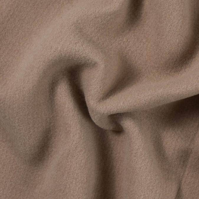 famous nyc designer camel boiled cashmere double cloth 310367 11