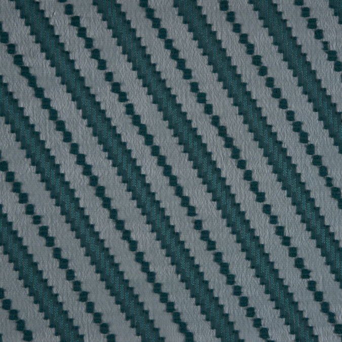 famous nyc designer forest green diagonal burnout chiffon 310218 11