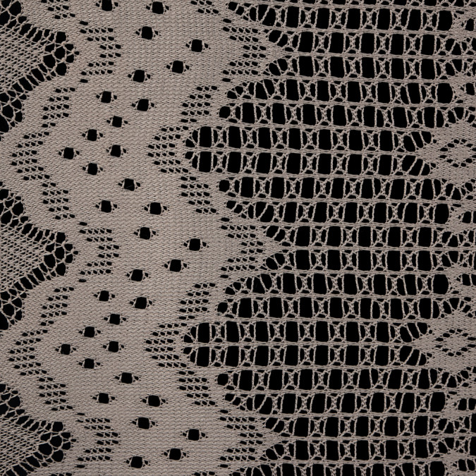 famous nyc designer mojave desert crochet lace with scallop border design 314283 11