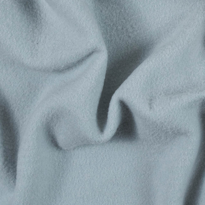 famous nyc designer pale gray boiled cashmere double cloth 310364 11