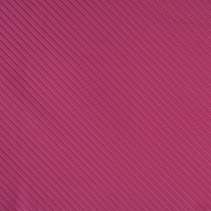 famous nyc designer ribbed silk blend fuchsia brocade 302448 11