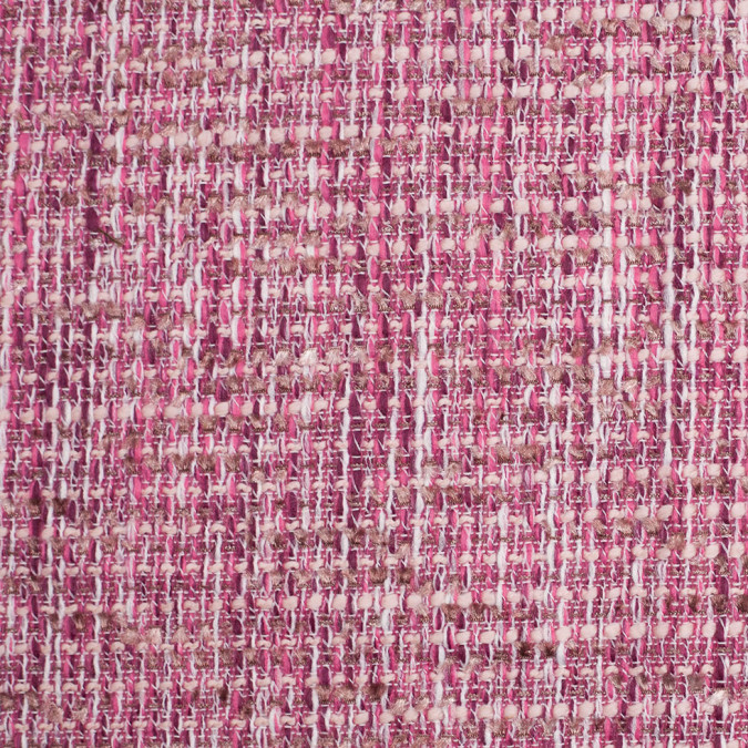 fuchsia double faced wool acrylic woven 306157 11