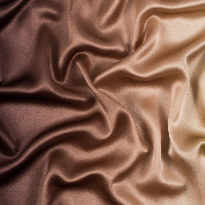 gold and brown ombre silk charmeuse 313997 11