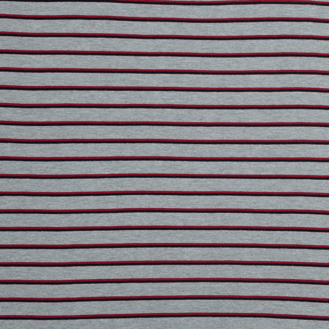 gray red and navy shadow striped brushed fleece 318128 11