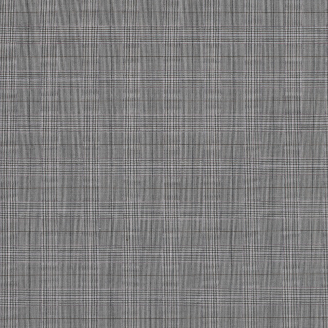 gray and pink plaid stretch suiting 317872 11