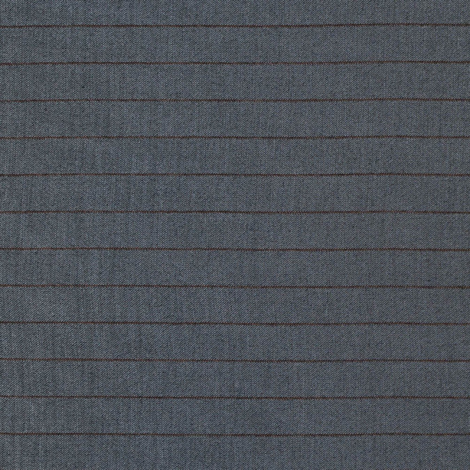 gray and toffee pinstriped twill with a winter white backing 313378 11