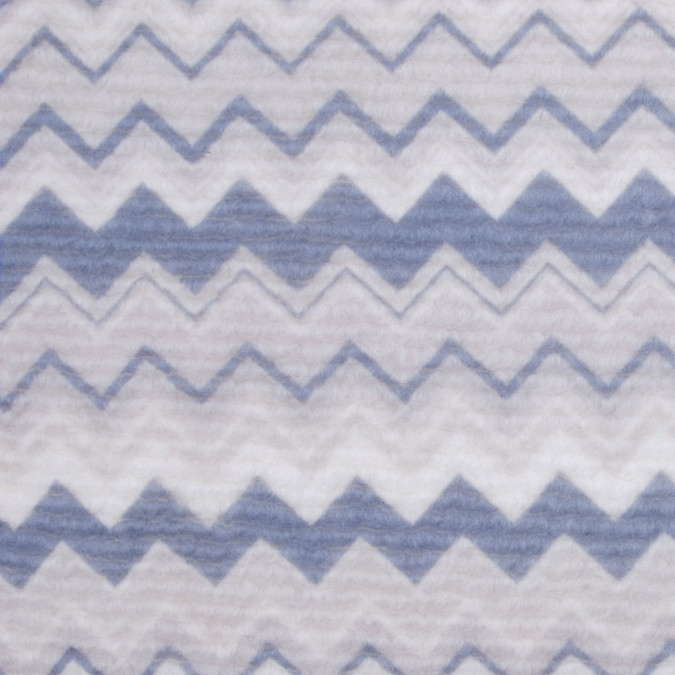 gray ivory zig zag missoni like heavy sweater knit coating 302492 11