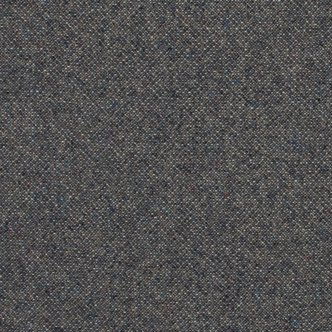 gray wool tweed double cloth 317161 11