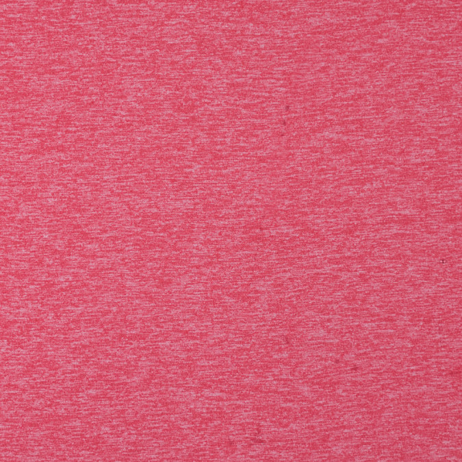 heathered coral stretch polyester jersey 312443 11