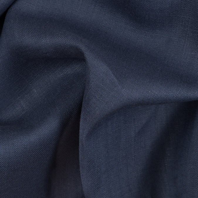 insignia blue medium weight linen 310664 11