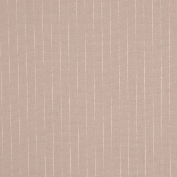 italian birch fog pin striped smooth stretch cotton suiting fc12972 11