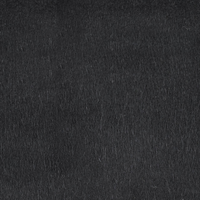 italian black angora and cashmere fleece coating 314993 11