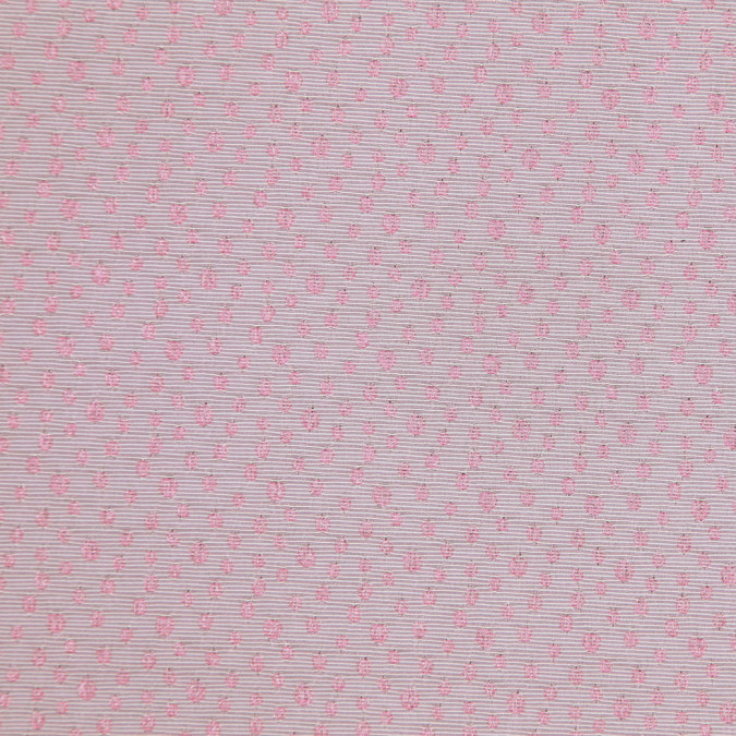 italian champagne and pink speckled brocade fp19718 11