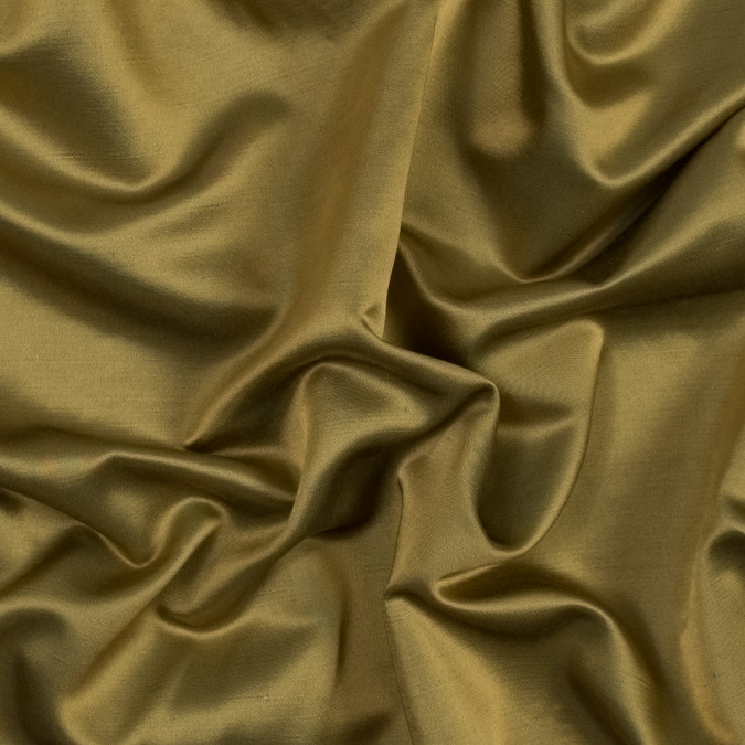 italian gold and turquoise reversible and iridescent shantung 317406 11