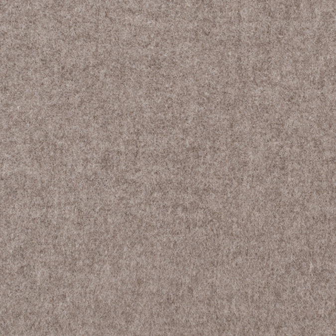 italian heathered dirty moss wool blended coating 307839 11