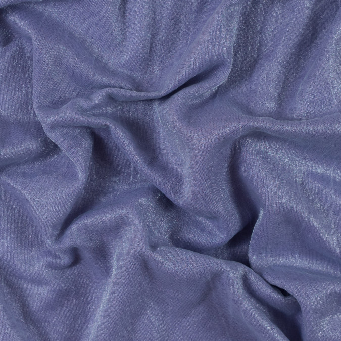 italian shimmering purple jersey double cloth 315658 11