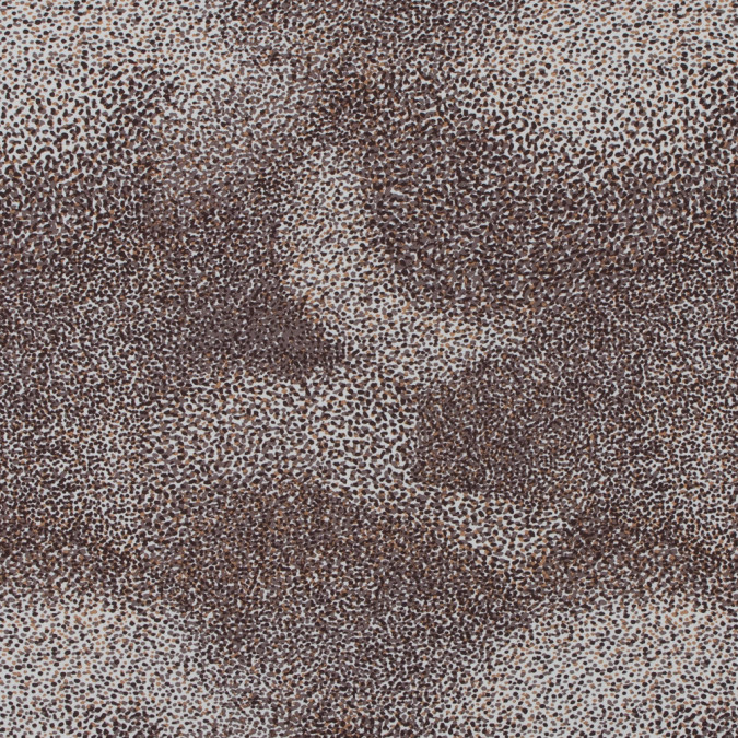 italian taupe animal digitally printed stretch polyester 316767 11