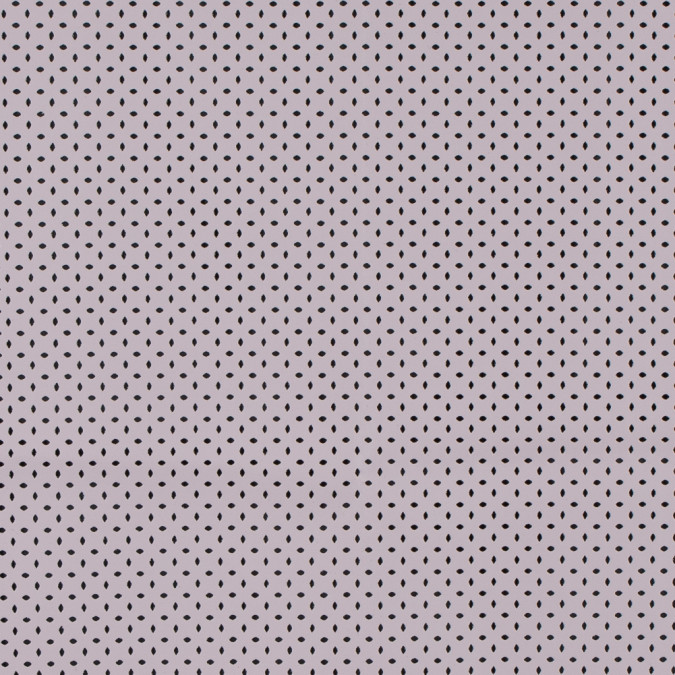 jay godfrey pale lilac perforated stretch faux leather with white faux suede backing 314601 11