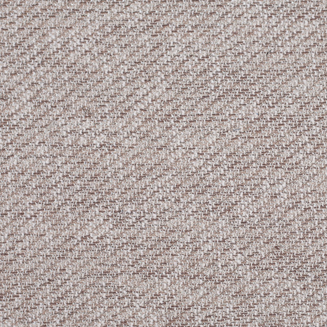 light beige and taupe metallic tweed 304302 11